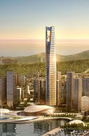 Dalian Greenland Center 2020